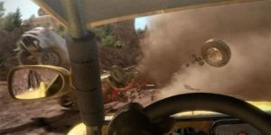 MotorStorm - The E3 trailer of MotorStorm, which includes crashes between a racing truck and a rally car.