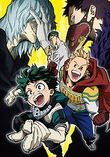 My Hero Academia Season 4 Wikipedia