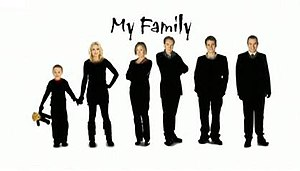 My Family - Image: Myfamily 2009titlecard