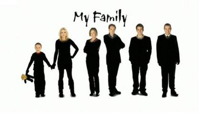 Picture of a TV show: My Family