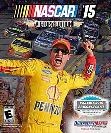 NASCAR 15 Victory Edition Cover.jpg