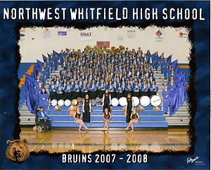 Northwest Whitfield High School - The 2007 Sound of the Blazing Blue