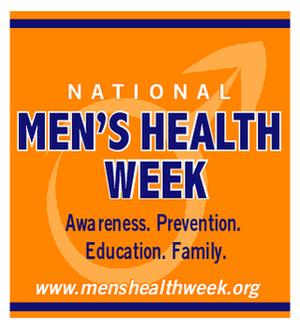 International Men's Health Week - Men's Health Week