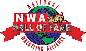 NWA Hall of Fame - The NWA Hall of Fame logo (2008–)