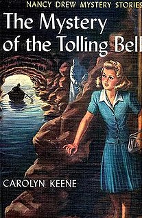 <i>The Mystery of the Tolling Bell</i>