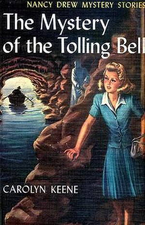 The Mystery of the Tolling Bell - Original edition cover