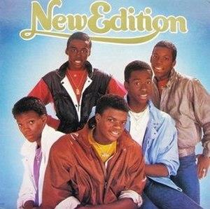 New Edition (album) - Image: Ne 1984