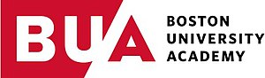 Boston University Academy - Image: New BUA Logo
