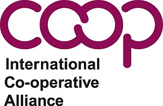 International Co-operative Alliance - Image: New ICA logo