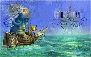 Nine Lives (Robert Plant album) - Image: Ninelives