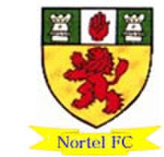 Nortel F.C. - Image: Nortel F.C. badge