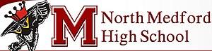 North Medford High School - Image: North Medford High School Black Tornadoes