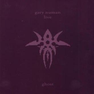 Ghost (Gary Numan album) - Image: Numan ghost alt