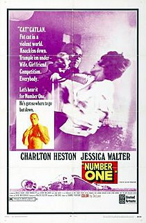 <i>Number One</i> (1969 film) 1969 American film drama by Tom Gries
