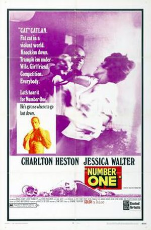 Number One (1969 film) - Image: Number One Film Poster
