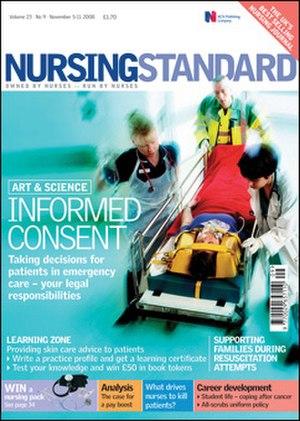 Nursing Standard - Image: Nursing Standard