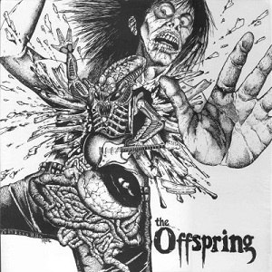 The Offspring (album) - Image: Offspring ST 1989