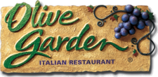 logo used until july 9 2014 olive garden - Olive Garden Francise