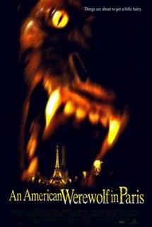 <i>An American Werewolf in Paris</i> 1997 film