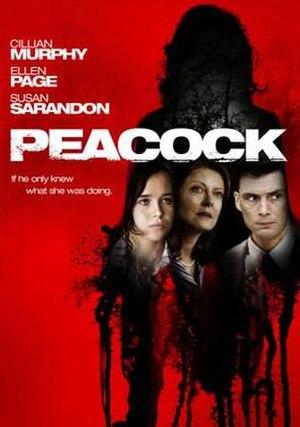 Peacock (2010 film) - Image: Peacock film