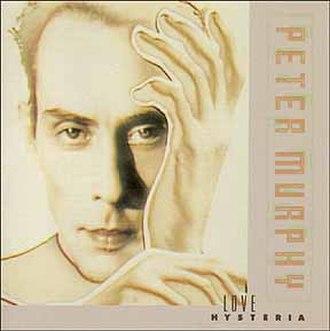 Love Hysteria - Image: Peter Murphy Love Hysteria