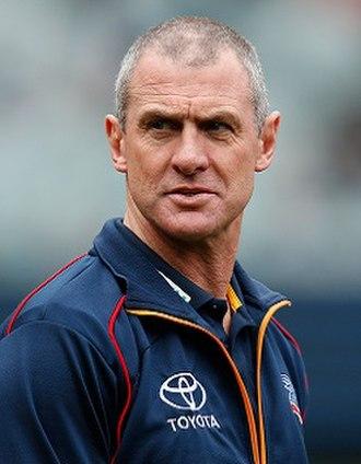 Phil Walsh (Australian footballer) - Walsh on July 3 2015