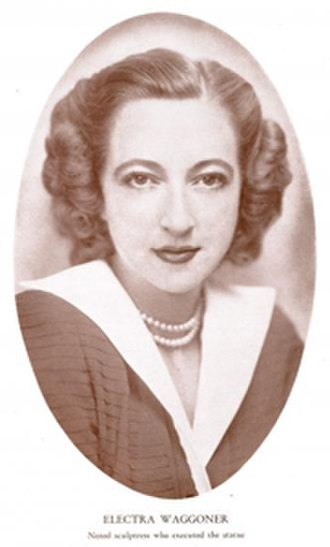 Electra Waggoner Biggs - Image: Photo of Electra Waggoner Biggs
