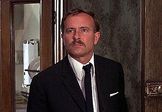 Alec McCowen English actor