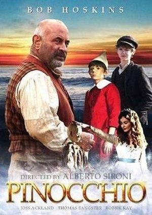 Pinocchio (2008 film) - Image: Pinocchio 2008 miniseries