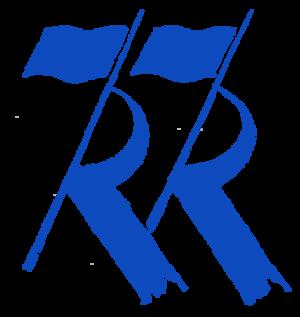 Popular Front of Estonia - The logo of the Popular Front of Estonia.
