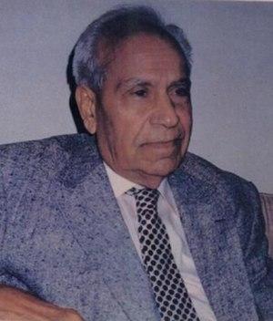 Piara Singh Gill - Photo of Professor Piara Singh Gill.