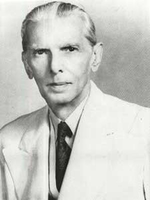 Governor-General of Pakistan - Muhammad Ali Jinnah