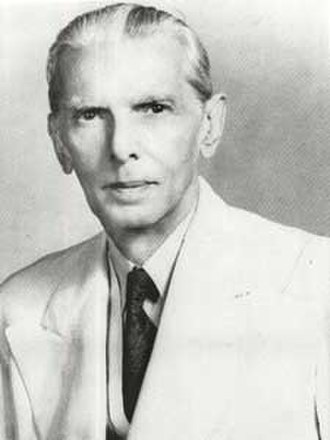 Governor-General of Pakistan - Image: Quaidportrait