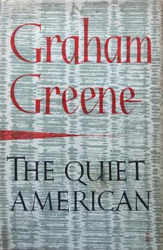 The Quiet American - First edition