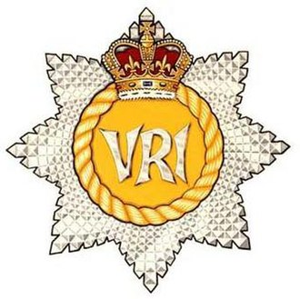 The Royal Canadian Regiment - Image: RCR cap badge