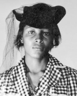 Recy Taylor - Mrs. Recy Taylor in 1944