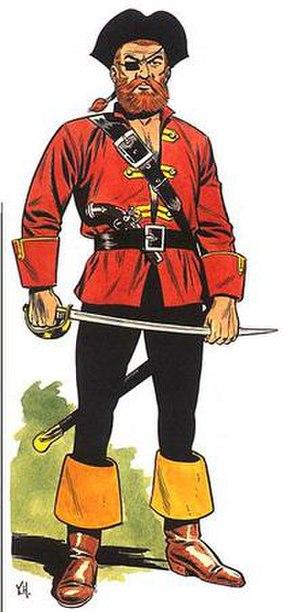 Redbeard (comics) - Redbeard