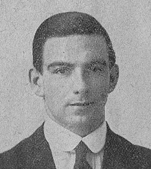 Reginald Boyne - Boyne while with Brentford in 1920.