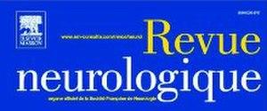 Revue neurologique - Image: Revue neurologique logo