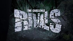 The Challenge: Rivals - Title Frame