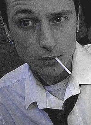 Robbie Glover (singer) - Image: Robbie Glover