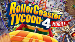 RollerCoaster Tycoon 4 Mobile cover art.png