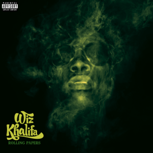 Rolling Papers (Wiz Khalifa album) - Image: Rolling Papers
