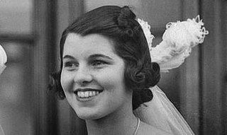 Rosemary Kennedy younger sister to John F. Kennedy