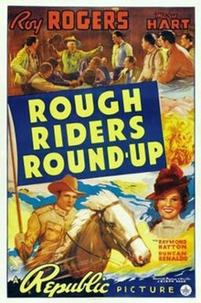 Rough Riders' Round-up 1939 Poster.jpg