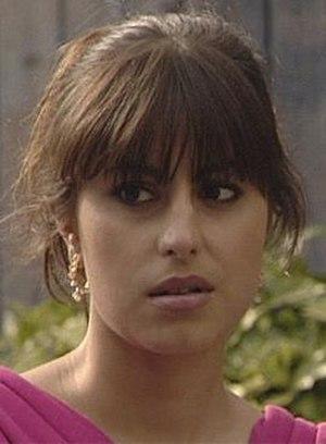 Shabnam Masood - Zahra Ahmadi as Shabnam Masood (2008)