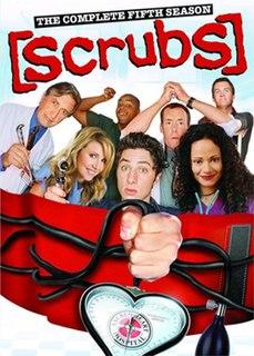 <i>Scrubs</i> (season 5)