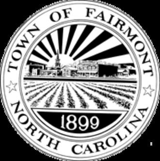 Fairmont, North Carolina - Image: Seal of Fairmont, North Carolina