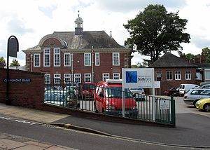 Sixth form college - Shrewsbury Sixth Form College in Shropshire