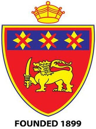 Sinhalese Sports Club Ground - Image: Sinhalese Sports Club logo